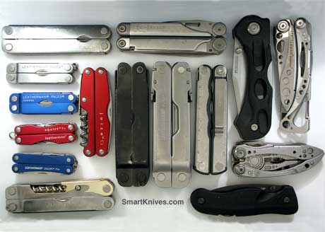 Leatherman Tools