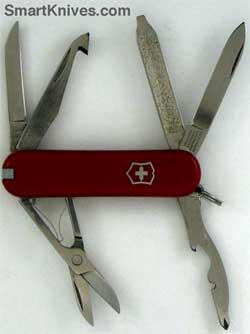 Victorinox Vagabond 58mm Swiss Army Knife
