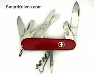 Smartknives Swiss Army Knives And Leatherman Tools