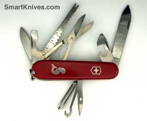 Victorinox 4 Layer 91mm Standard Swiss Army Knives