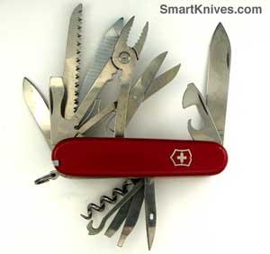 Victorinox Jumbo 91mm Standard Swiss Army Knives