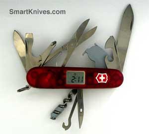 Victorinox 4 Layer 91mm Standard Swiss Army Knives