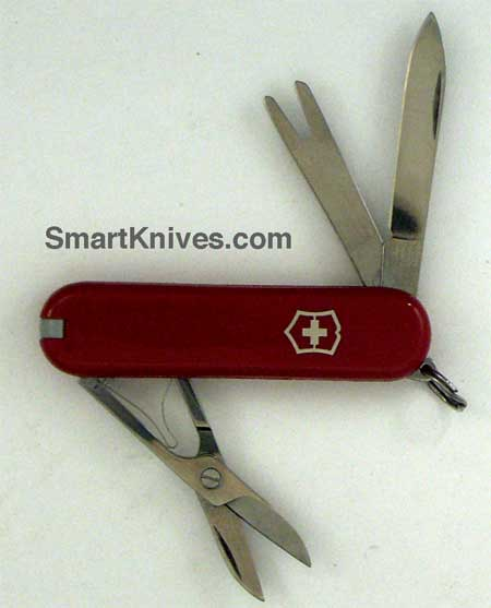 Victorinox Caddy 58mm Swiss Army Knife