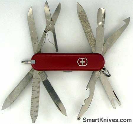 Victorinox Minichamp Xl 58mm Swiss Army Knife