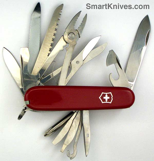 Victorinox Craftsman 91mm Swiss Army Knife