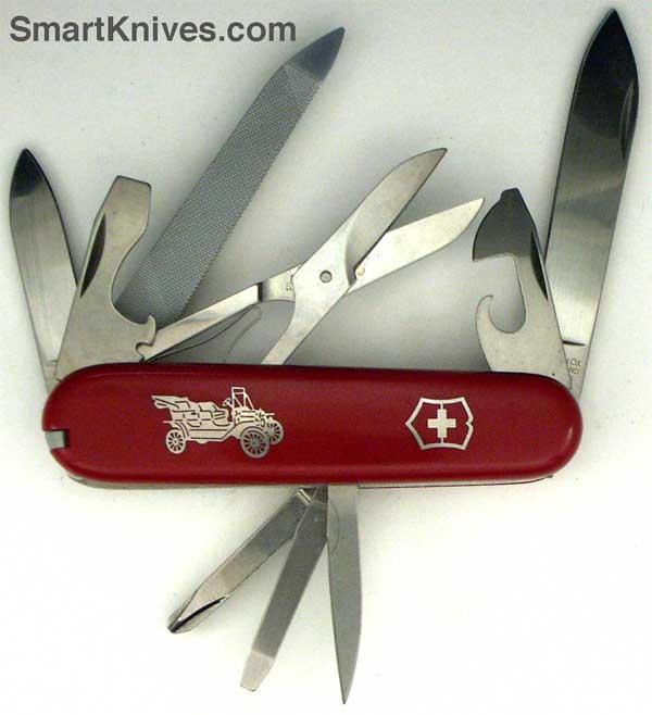 Victorinox Grand Prix 91mm Swiss Army Knife