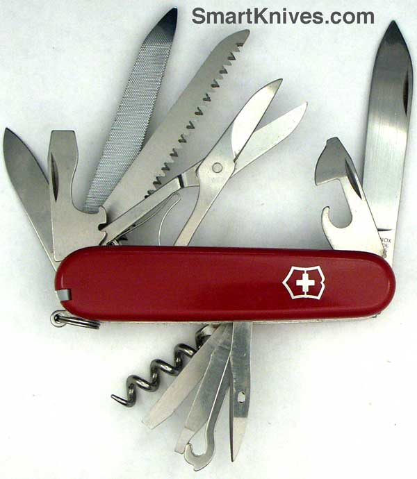 Victorinox Ranger 91mm Swiss Army Knife