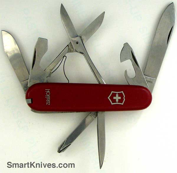 Victorinox Salesman 84mm Swiss Army Knife