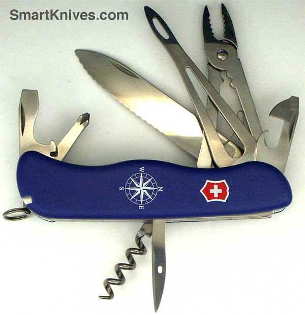 Victorinox Skipper 111mm Swiss Army Knife
