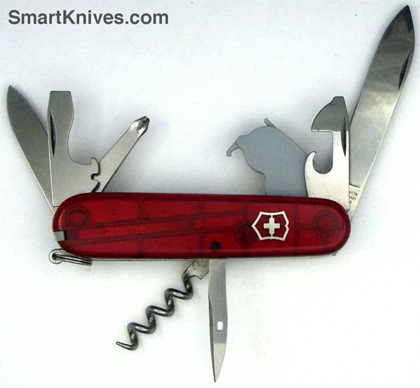 Victorinox Spartan Lite 91mm Swiss Army Knife