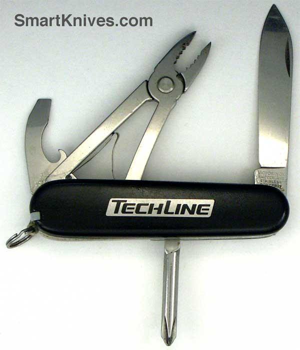 Victorinox Techline Special Mechanic 91mm Swiss Army Knife