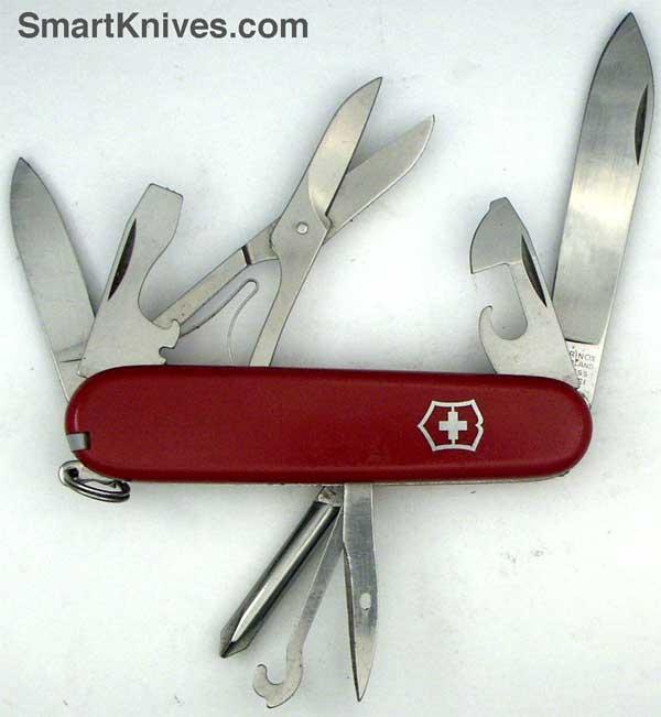 Victorinox Super Tinker 91mm Swiss Army Knife
