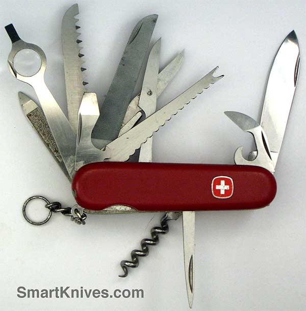 Wenger Colonel 85mm Swiss Army Pocket Knife