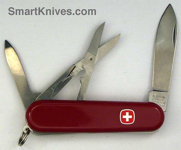 Wenger Diplomat 85mm Swiss Army Pocket Knife