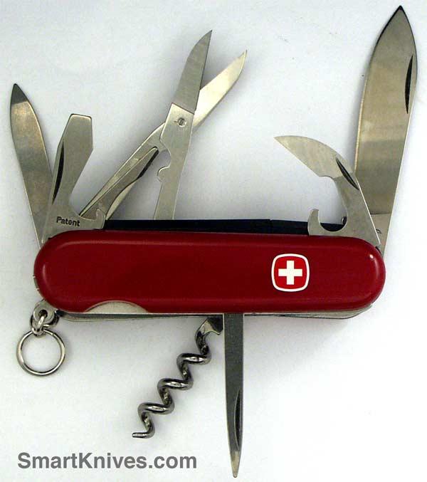 Wenger Spotlight 85mm Swiss Army Pocket Knife